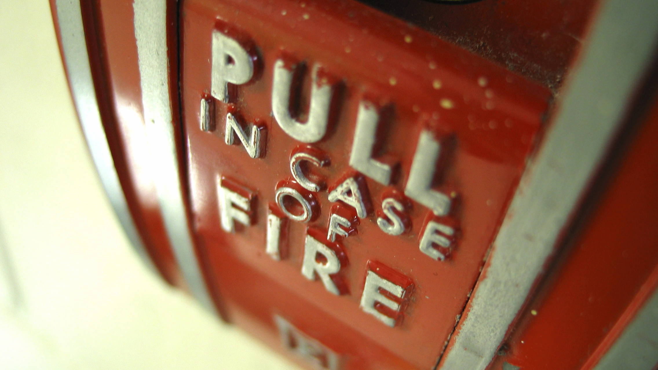 Card image cap of an img of a fire alarm